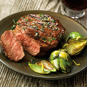 Chimichurri-Marinated Top Loin Filets