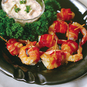 Asiago Pepper Shrimp